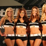 【Monday Ring Girl】Strikeforce「Fedor vs Silva」