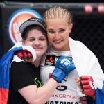 【Bellator152】試合結果 UFC3勝1敗のソウザ、パトリッキーに敗れる。美女ヤンコヴァは秒殺デビュー