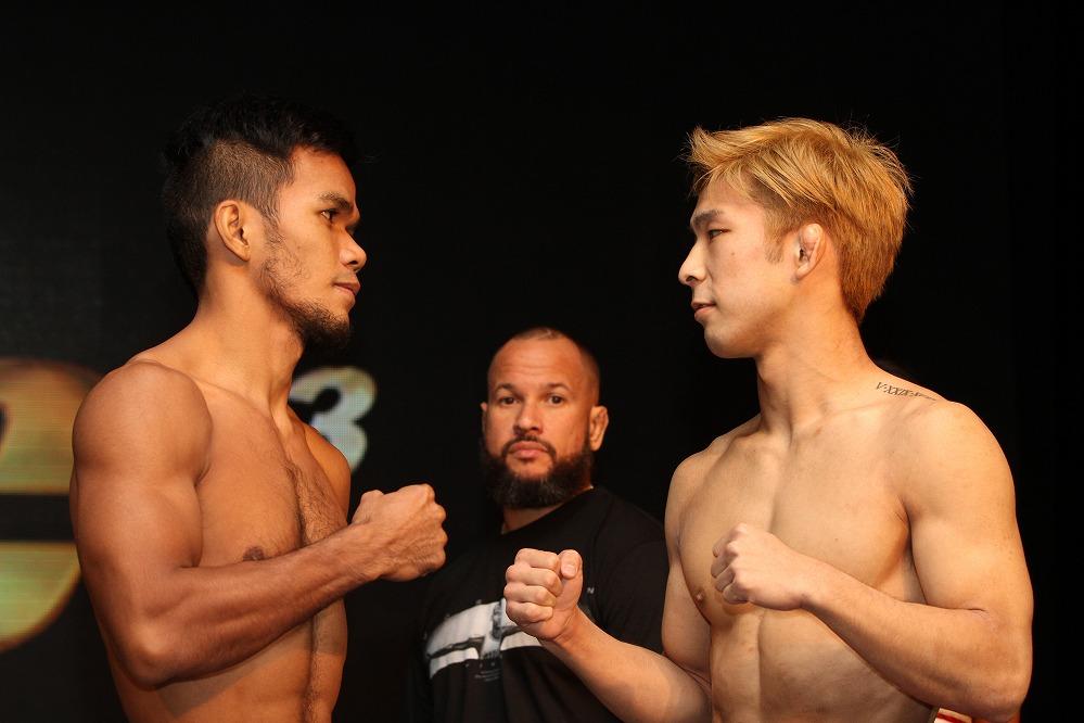 Dy vs Matsushima