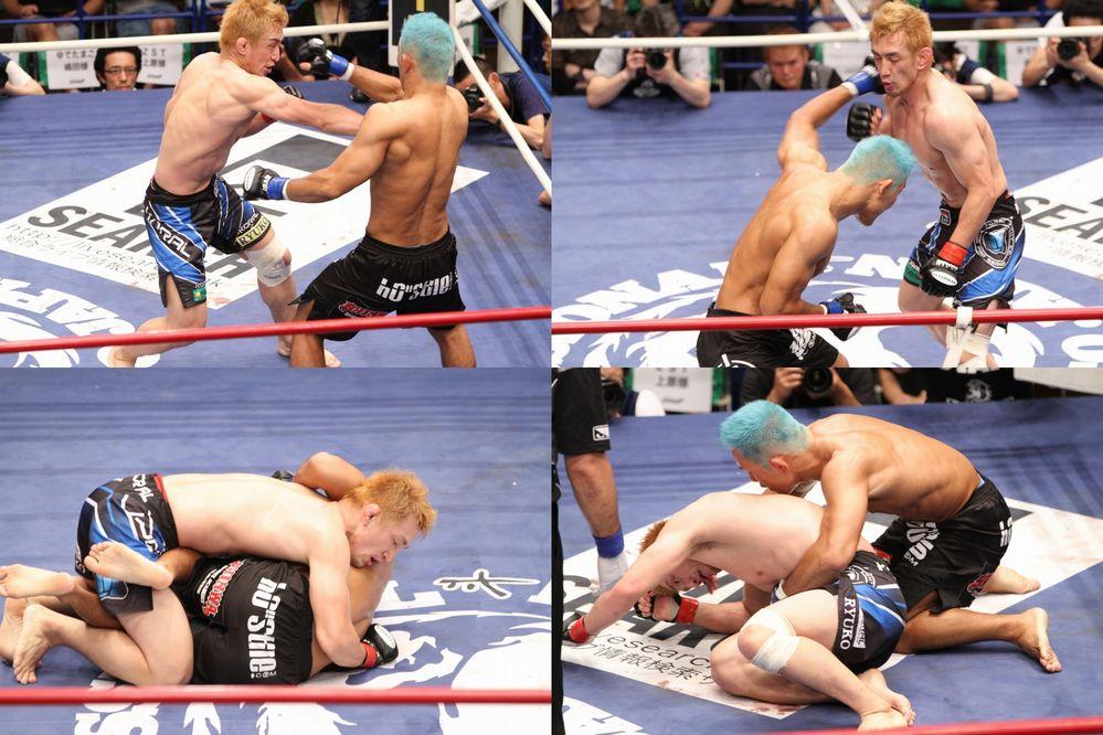 Matsumoto vs Kawana
