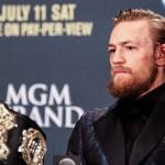 【UFC200】コナー・マクレガーが引退発表、UFCも7月9日ラスベガス大会欠場を公表!!