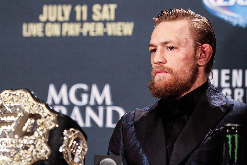 UFC200】コナー・マクレガーが引...
