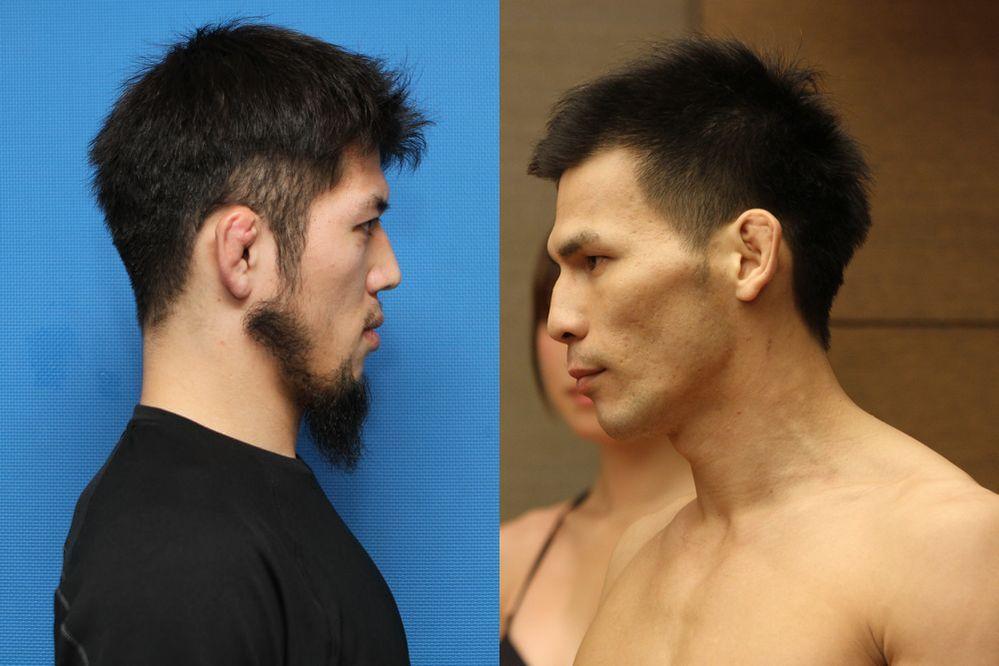 Uesako vs Nagakura