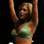 【Monday Ring Girl】UFC 132「Cruz vs Faber」
