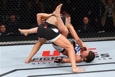 Cyborg def Smith (C)UFC JAPAN PR