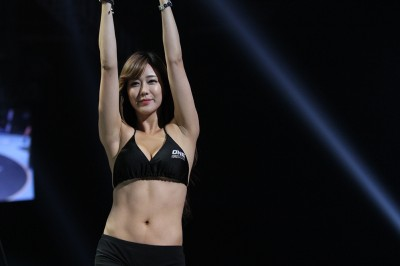 【Monday Ring Girl】ONE FC 23
