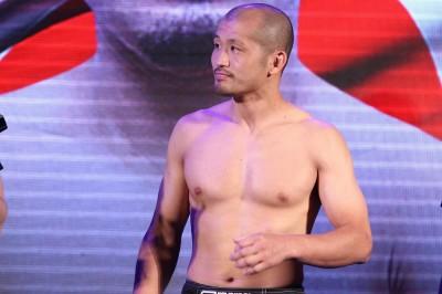横田はタイでも変わらず、平常心。新計量も「自分に有利」とさらに自信を深めている(C)MMAPLANET