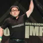 【JBJJF】第4回東日本柔術選手権、植松審判部長が語る黒帯フェザー級、KIDs & ペナルティ
