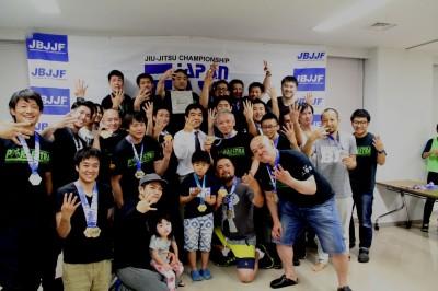 【JBJJF】東日本団体4連覇。パラエストラ吉祥寺・高谷聡代表に聞く、その秘訣 「自由な空間にすること」