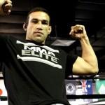【UFC198】ミオシッチのスタンドの圧力に対し、ヴェウドゥムはどう戦う?