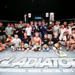 【Gladiator001】新生グラジエイター旗揚げ戦。日本MMA界・地方創生時代──幕開け