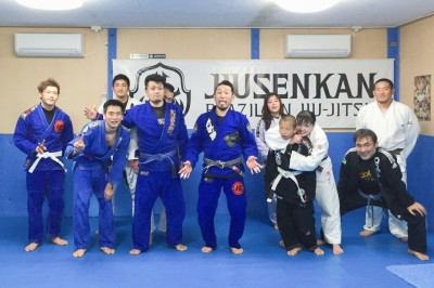 【Ground Impact】東日本選手権に西からの刺客・伊東元喜のGo for it, Enjoy BJJ Life !!