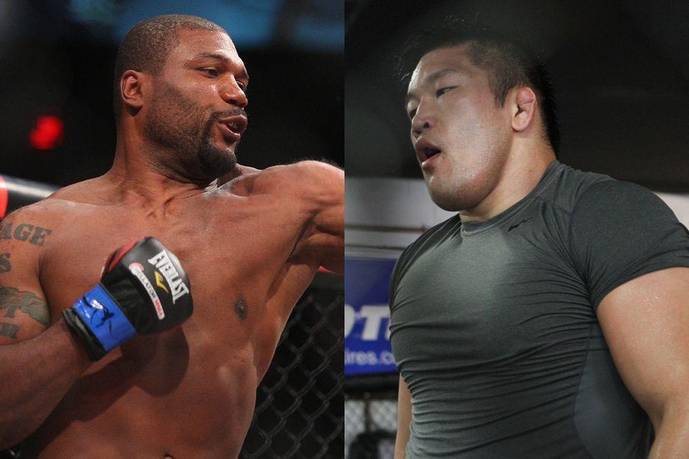 Rampage vs Ishii