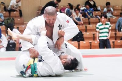 【Ground Impact】オープンクラス優勝はシュレック関根。伊東は無差別、ミドル級ともに準優勝に