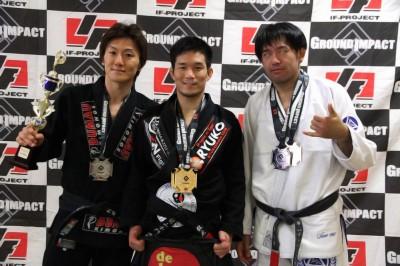 【JBJJF】公認大会で経験を積み、結果を残した鍵山士門 「地方だから戦える選手がいる」