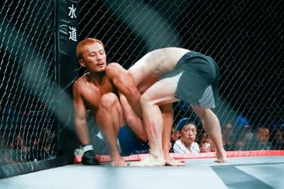 Tusjikawa vs Jae-nam 02