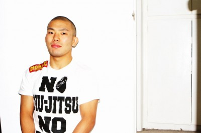 【WJJC2016】茶帯ライトフェザー級の頂点を目指す嶋田裕太 「笑顔で帰る。自信はあります」