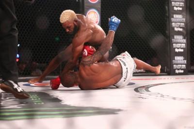 【Bellator159】ウォーレンを投げ捨てた男コールドウェルに対し、タイマングロの対抗いや抵抗策は?