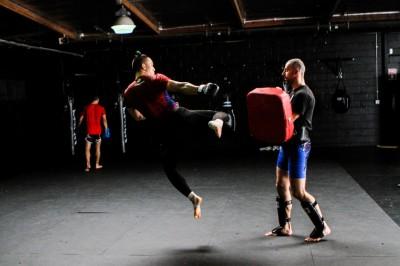 【UFC FOX20】ブラジリアン・ムエタイ=オリヴェイラ×アメリカン・テコンドー=ムンタスリ