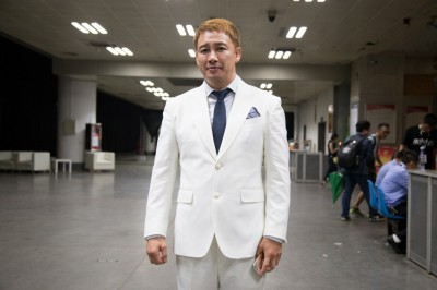 【RFC】中国に全力投球、ROAD FCジョン・ムンホン代表 「10億ウォン・トーナメントはバンタム級で」