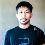 【UFN91】カイル・ノーク戦を明日に控える中村K太郎 「リアネイキドチョークで勝ちます!!」