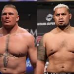【UFC200】シン・レスナー×マーク・ハント ラスベガスSOS