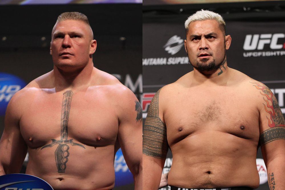 UFC200】シン・レスナー×マーク・ハント ラスベガスSOS | MMAPLANET
