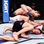 【UFN91】試合結果 K太郎、UFC2勝目は宣言通りRNC葬。リネケルはマクドナルドに殴り勝つ
