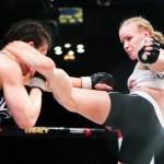 【UFC FOX20】MMA転向後初、打撃で倒しに来るシェフチェンコに対しホルムの間合いとステップは?