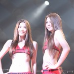 【Monday Ring Girl】HEAT 18