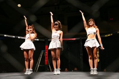 【Monday Ring Girl】VTJ in OKINAWA
