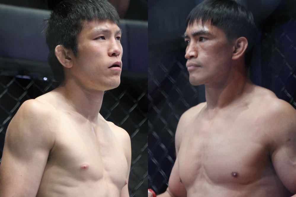 Aoki vs Folayang