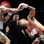 【Grachan24】未知のカンボジア格闘術=クン・クメールの使い手に対し、大澤茂樹 「パンチで勝つ」