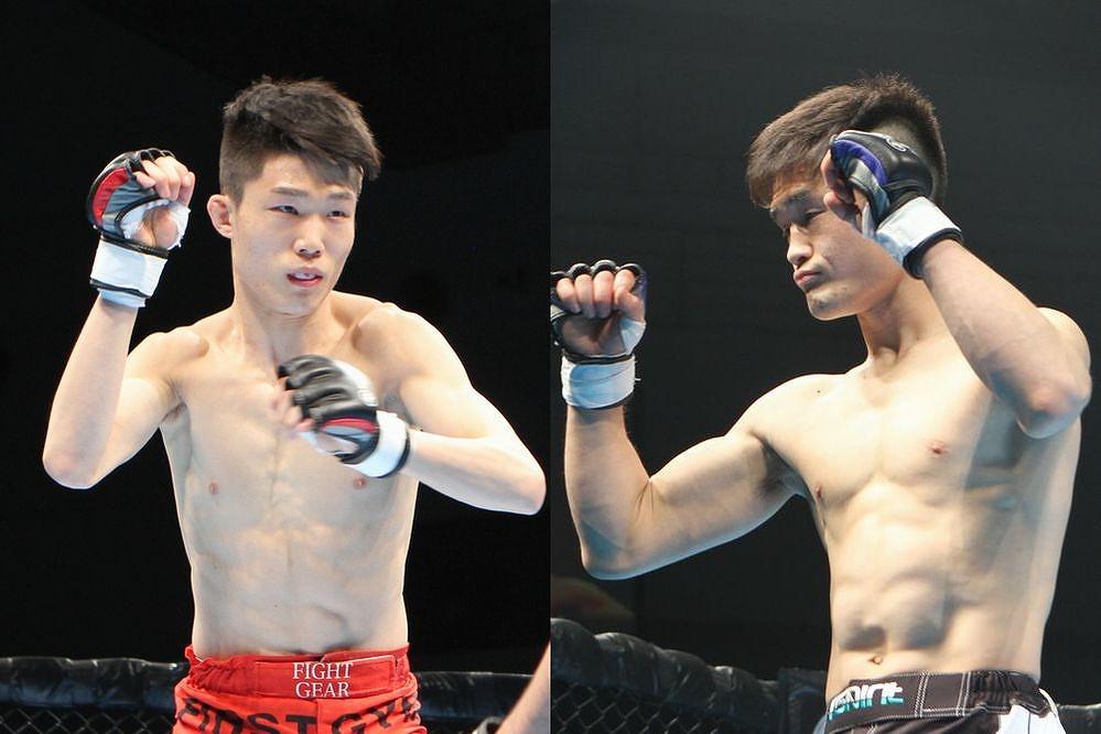 Kim Kyu-Sung vs Kasugai