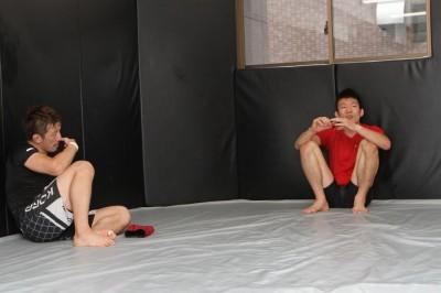 【SPYDER BJJ】青木真也、今度は韓国で柔術マッチに出場。「道着を着たサブミッションレスリング」