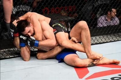 【UFC FOX21】試合結果 神技マイア、コンディットをRNC葬で6連勝。ペティスはフェザー級で復活果す