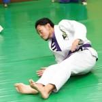 【AJJC2016】アダルト紫帯フェザー級出場、宇野薫<02>「もう胃が痛いです(苦笑)」