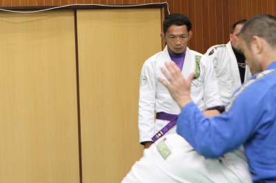【AJJC2016】アダルト紫帯フェザー級出場、宇野薫<03>「このドキドキがあるから挑戦する」