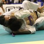 【AJJC2016】宇野薫、初ブラジリアン柔術は堂々の3位入賞!!