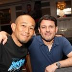 【UFC】ジョー・シルバのリタイアをUFCが正式発表。レガシーFCのミック・メイナードが入閣