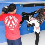 【Pancrase280】室伏シンヤと対戦するリルデシ・リマ・ディアスin公開練習 「僕の方がスピードがある」