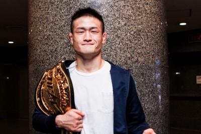 【HEAT38】フライ級チャンピオン春日井健士を襲った悲劇とは? 「全てを吹っ切ったんです」