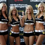 【Monday Ring Girl】Strikeforce Challengers 14「Beerbohm vs Healy」