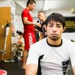 【Deep Cage】ウェルター級=佐藤洋一郎戦に臨む長谷川賢<02>「GPは優勝しかありえない」