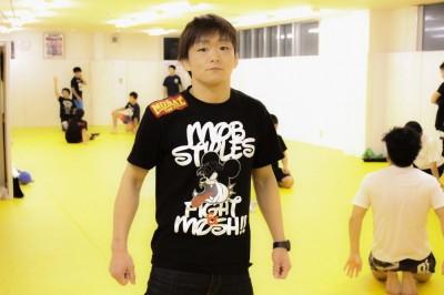 【Grandslam05】ZST×修斗=伊藤盛一郎と対戦、内藤頌貴<01>「あの戦い方が僕に通用するのか?」