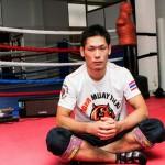 【Grandslam05】チェ・ヨンジュンと対戦する山田哲也<03>「タイガー・ムエタイはスパーが全てガチ」