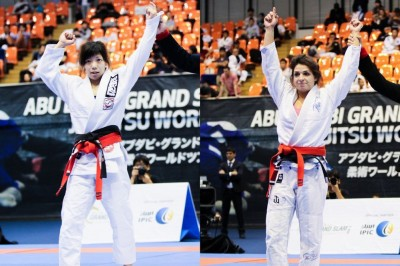【Grand Slam BJJ】女王の競演、湯浅麗歌子&マッケンジー・ダーンが貫禄の優勝
