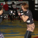 【RFC34】イェン・シャオナンと対戦、藤野恵実<02>「彼女より積み上げてきたモノはあるつもり」