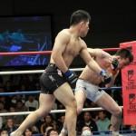 【Shooto】高橋遼伍と環太平洋ライト級王座を争う平川智也 「5分3R攻め続けて最後にフィニッシュ」