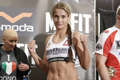 【UFC205】美貌のコバケビッチを相手にヨアナの選択はムエタイin MMA or MMAムエタイ??